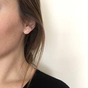 Image of wake earring