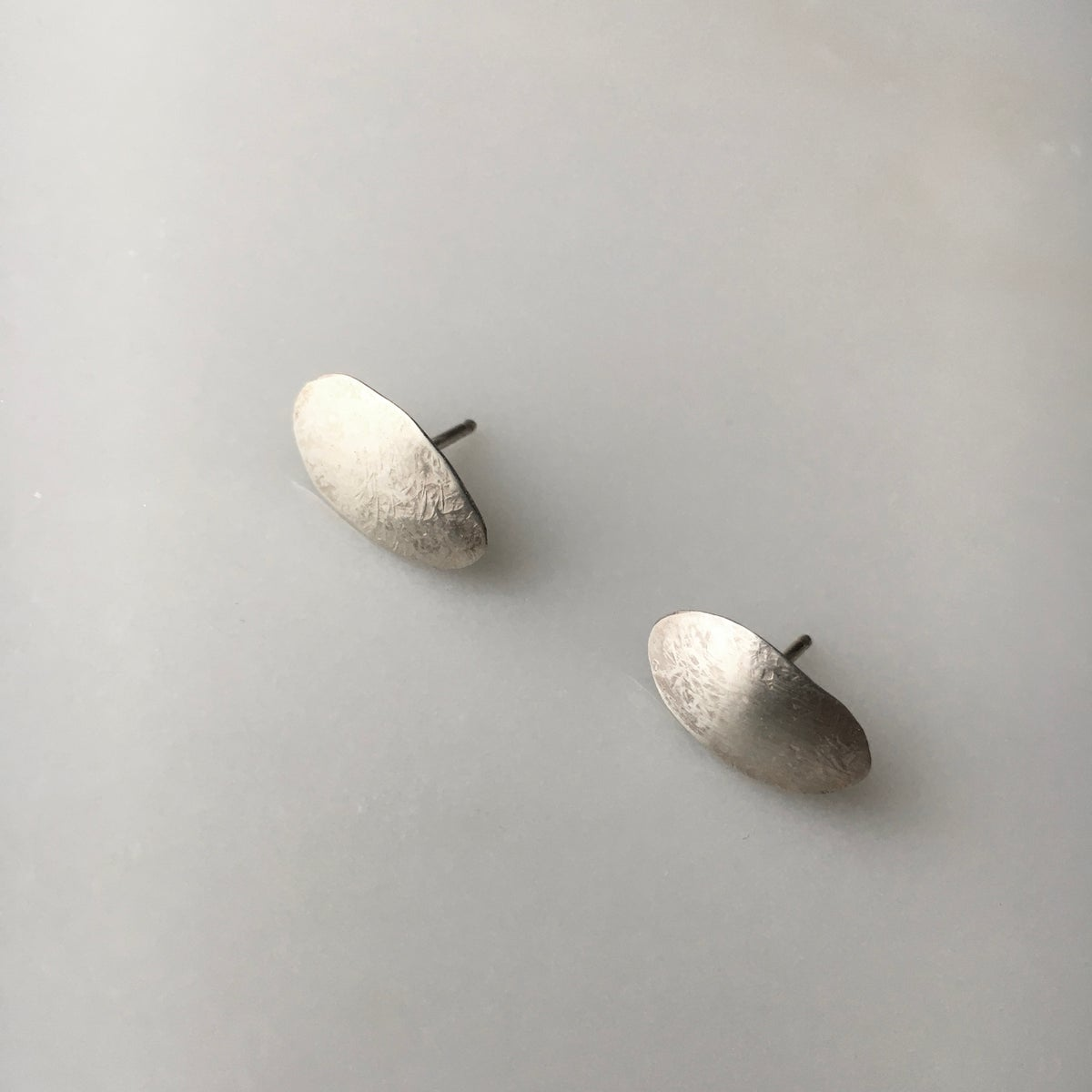 Image of shell earring