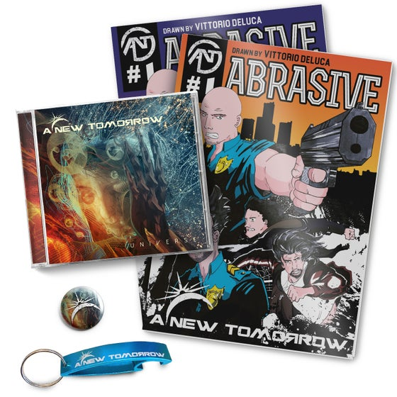 Image of 'UNIVERSE' bundle