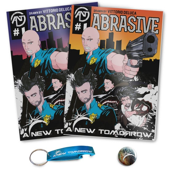 Image of 'ABRASIVE' bundle