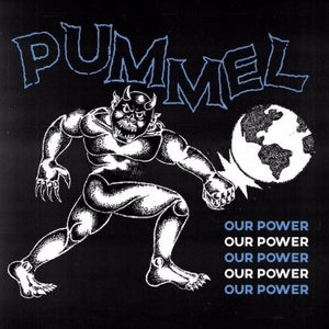 "Image of AA!#90 Pummel ""Our Power"" 7"" Pre-Order"
