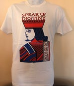 Image of SPEAR OF DESTINY 'OEJ@35' Album Prince t-shirt
