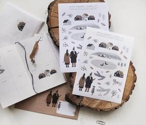 Image of Stickers de Nastia Sleptsova