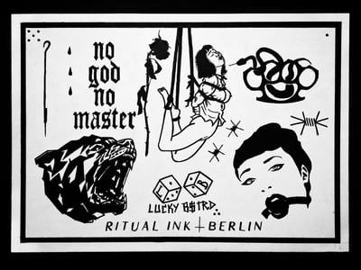 Image of No God No Master