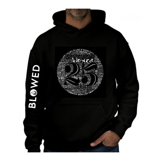 Image of Project Blowed 25th Anniversary Hoodie