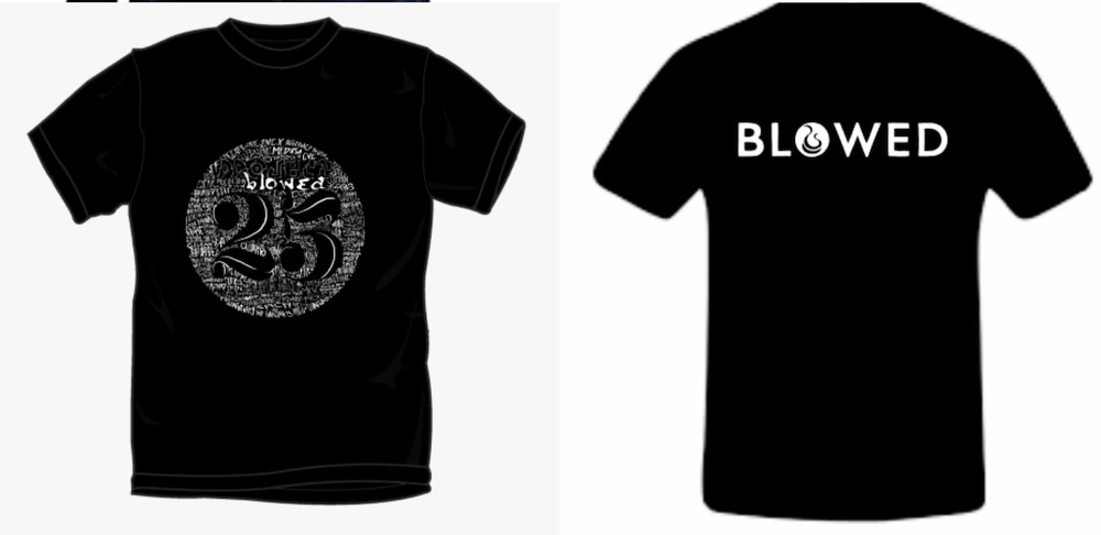 Image of Project Blowed 25 Anniversary Tee