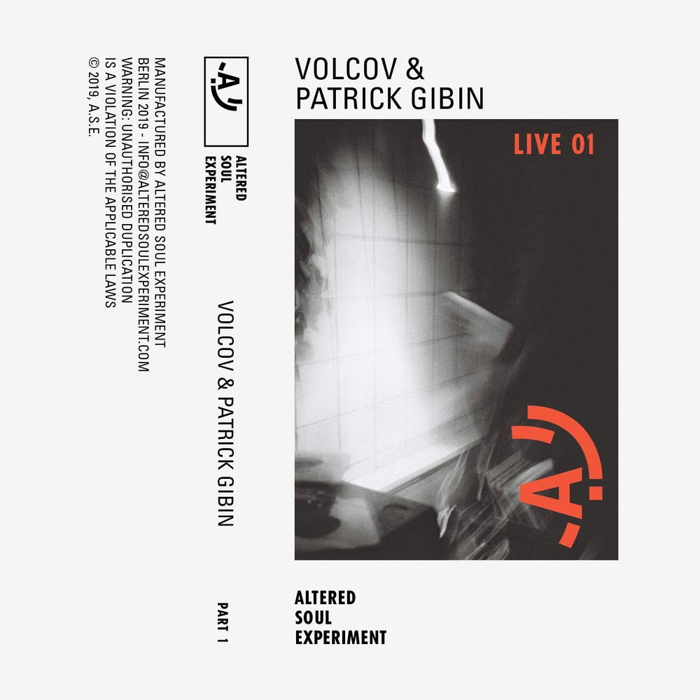 Image of ASELIVE-01 BY VOLCOV & PATRICK GIBIN (PART 1 & 2)