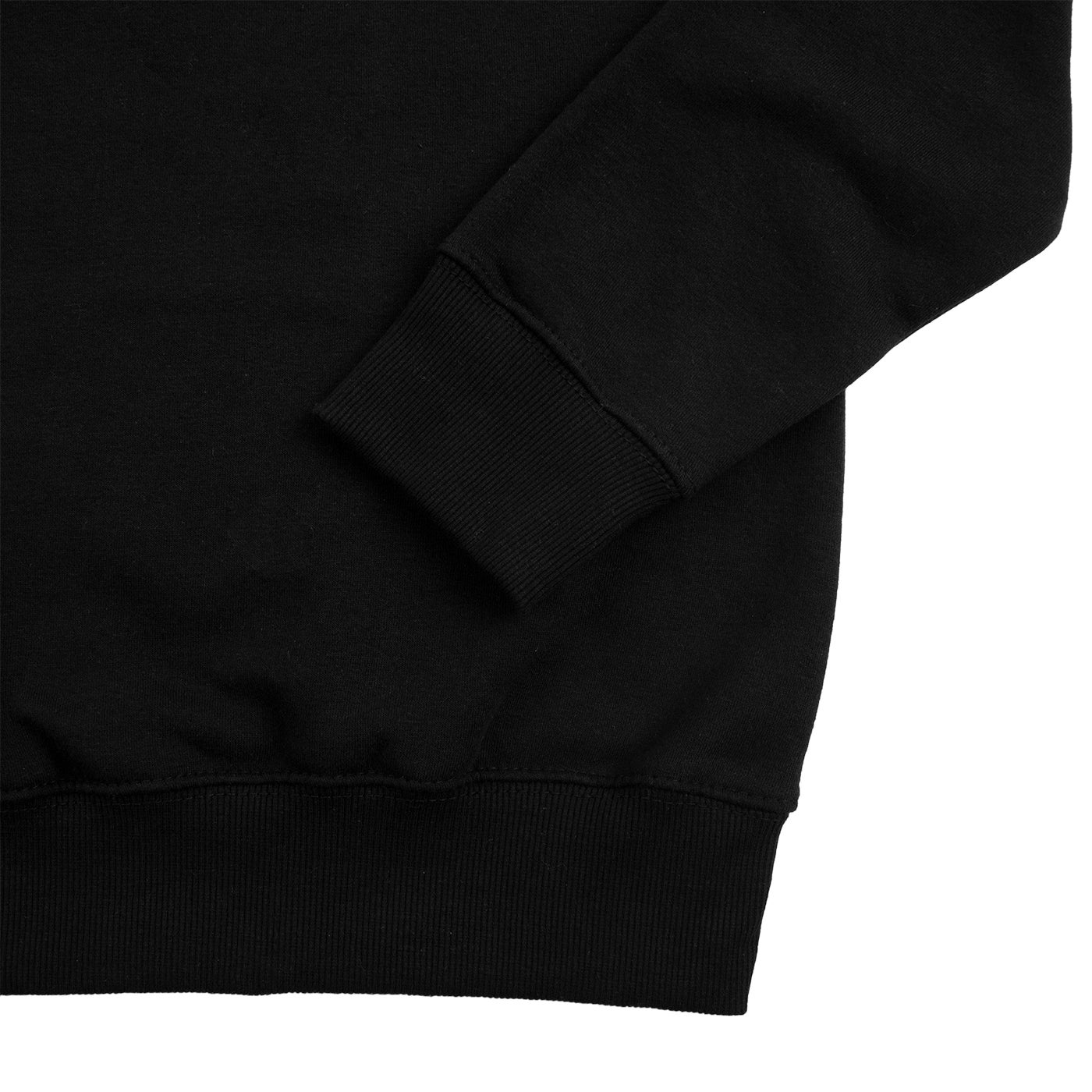Image of PANTHER SWEATSHIRT - BLACK