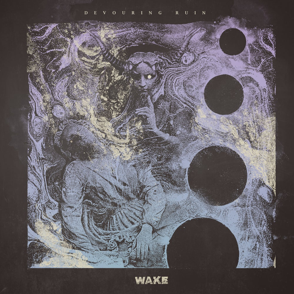 Image of Wake - Devouring Ruin CD *Preorder