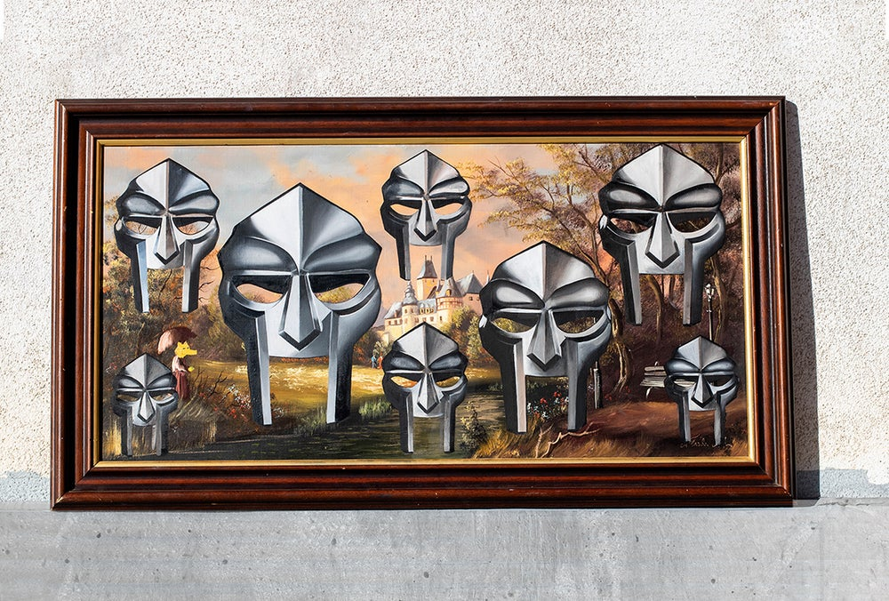 Image of MF DOOM