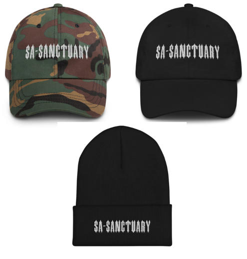 Image of SA Santary hats
