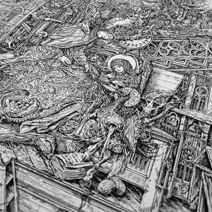 Image of GHOST MIASMA limited artprint