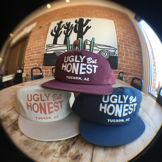 "Image of ""Ugly But Honest"" - Snapback"