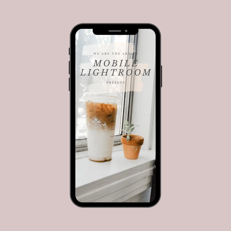 Image of LR Mobile Presets
