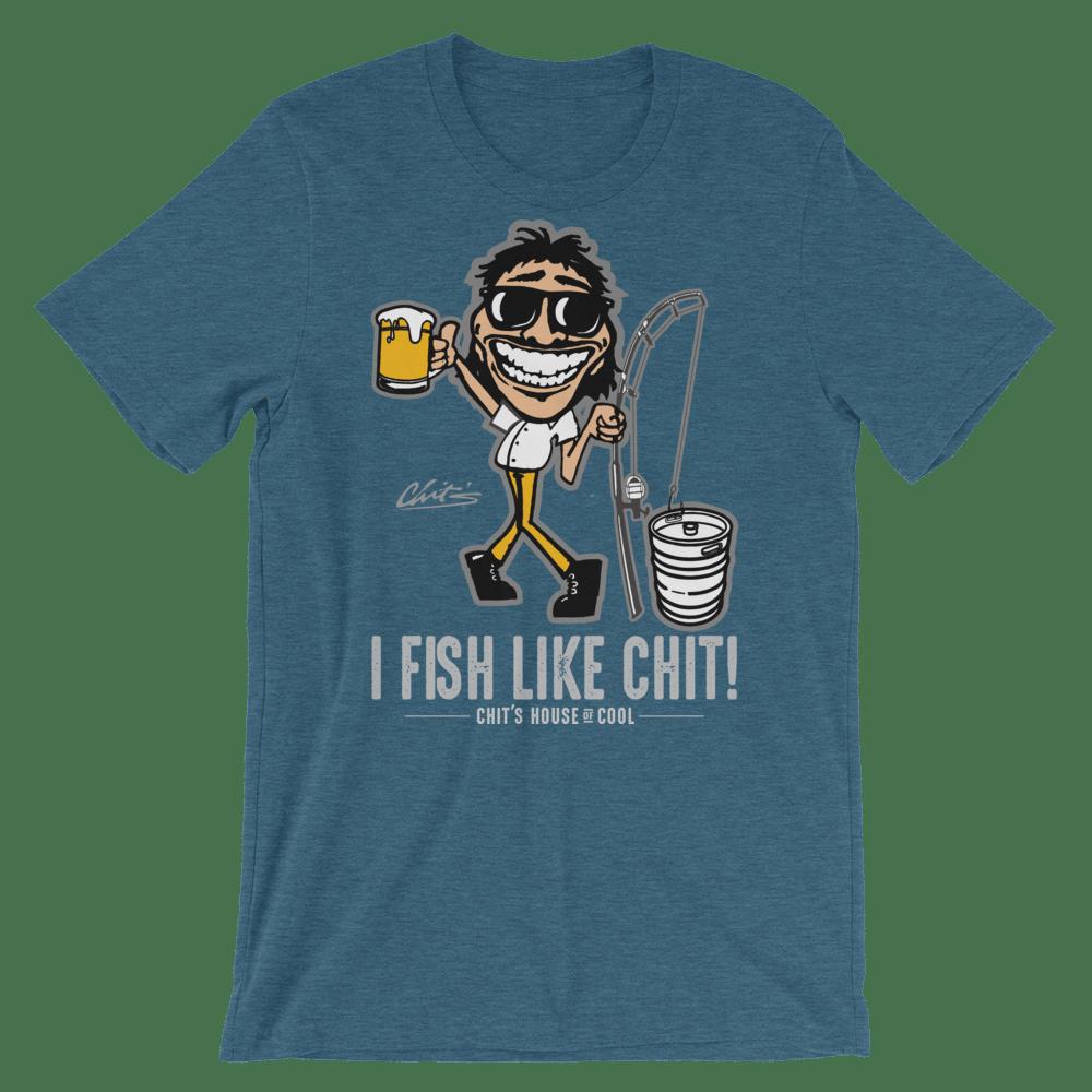 Image of I FISH LIKE CHIT TEE