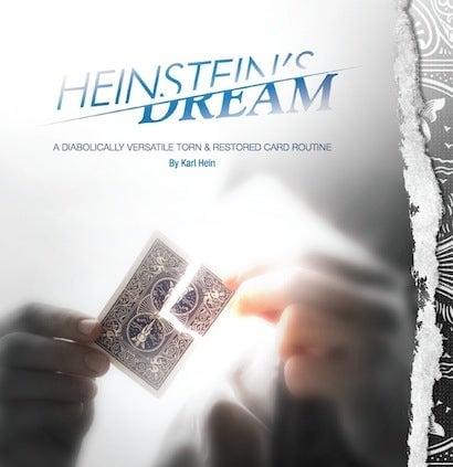 Image of HEINSTEIN'S DREAM DIGITAL DOWNLOAD