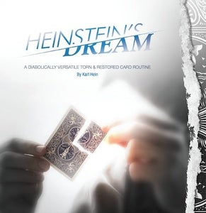 Image of HEINSTEIN'S DREAM DIGITAL DOWNLOAD