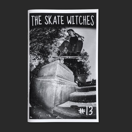 Image of The Skate Witches #13