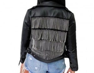 "Image of ""Dope Chic"" Biker Jacket"