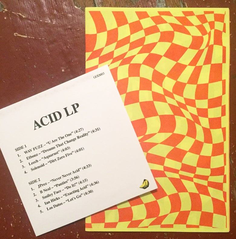 Image of V/A – Acid Dogma 15 CD + Zine