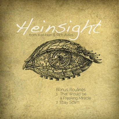 Image of HEINSIGHT DIGITAL DOWNLOAD ONLY