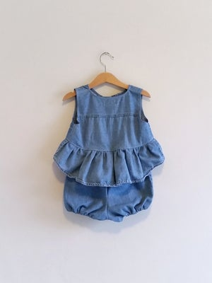 Image of Babydoll Set - CUSTOM choose your fabric