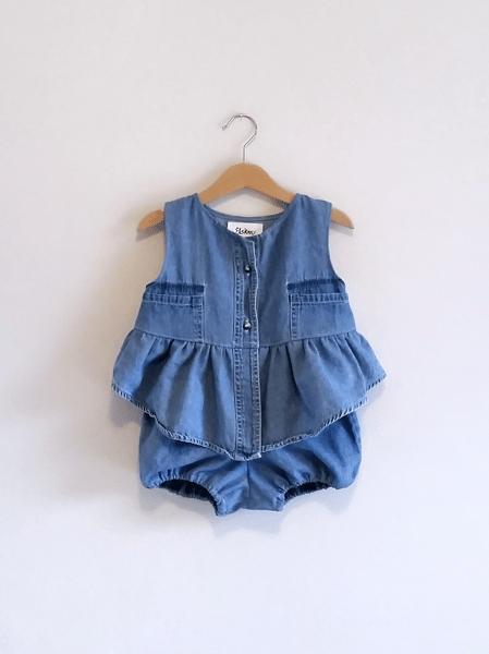 Image of Babydoll Set - CUSTOM choose your fabric