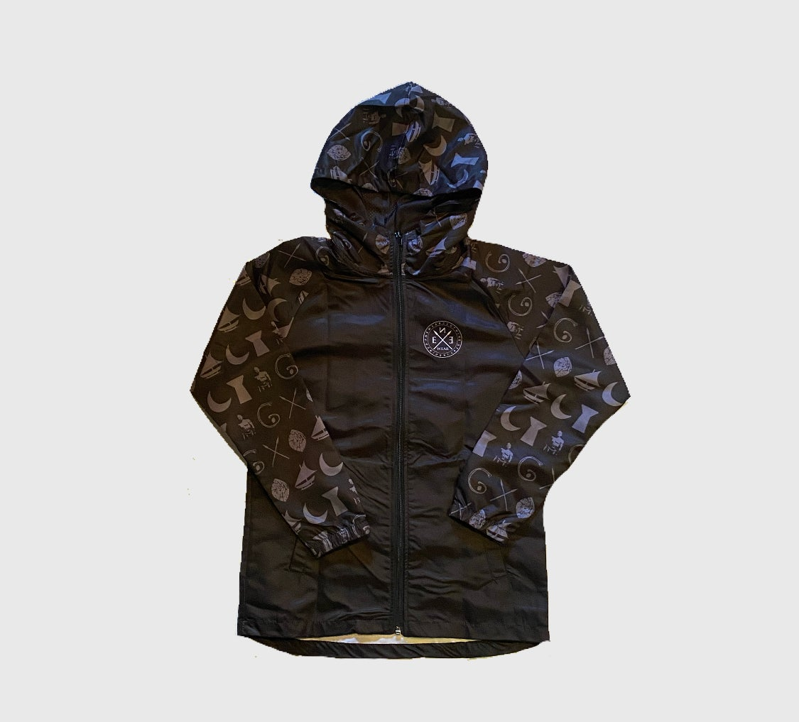 Image of Youth rain jacket