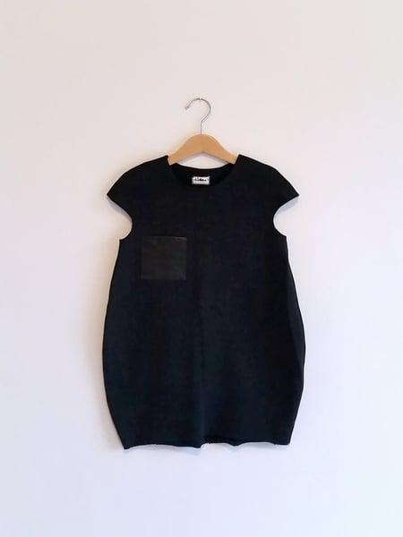 Image of SALE Bubble Dress - Raven