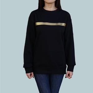 Gold Stripe FRUI Sweatshirt