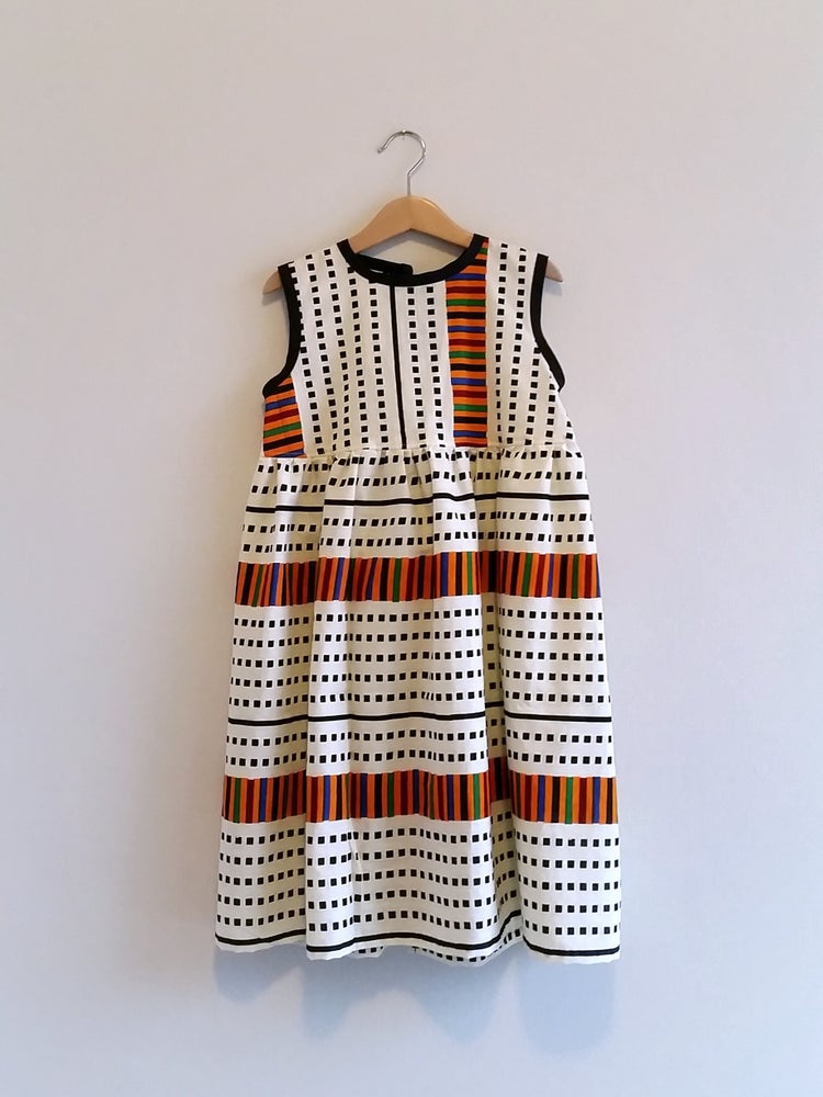 Image of SALE Gaia Dress - Rainbow