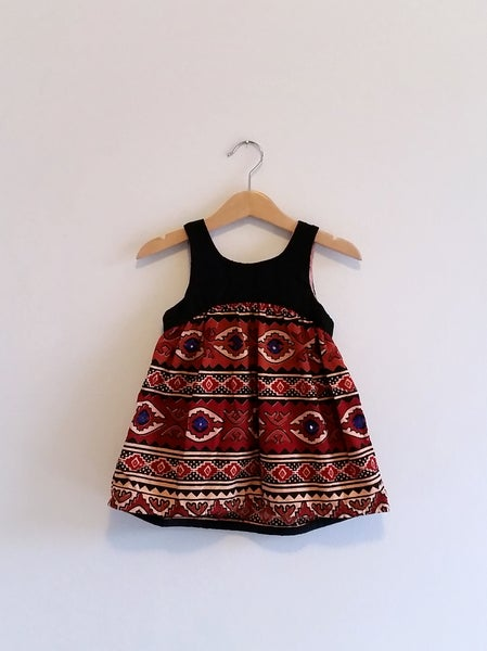 Image of SALE Bardot Dress - Ajrak