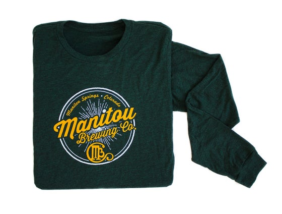 Image of MBC Men's Emerald Long Sleeve