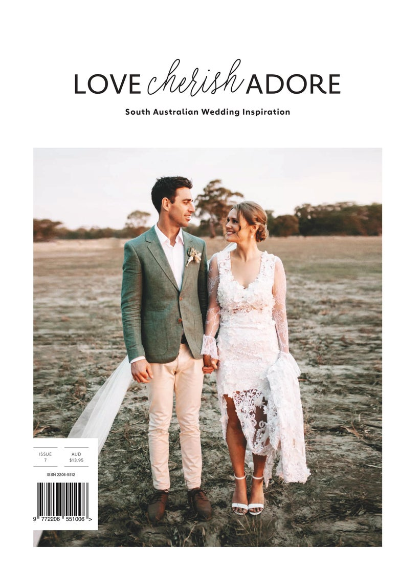 Image of Love Cherish Adore - Issue 7