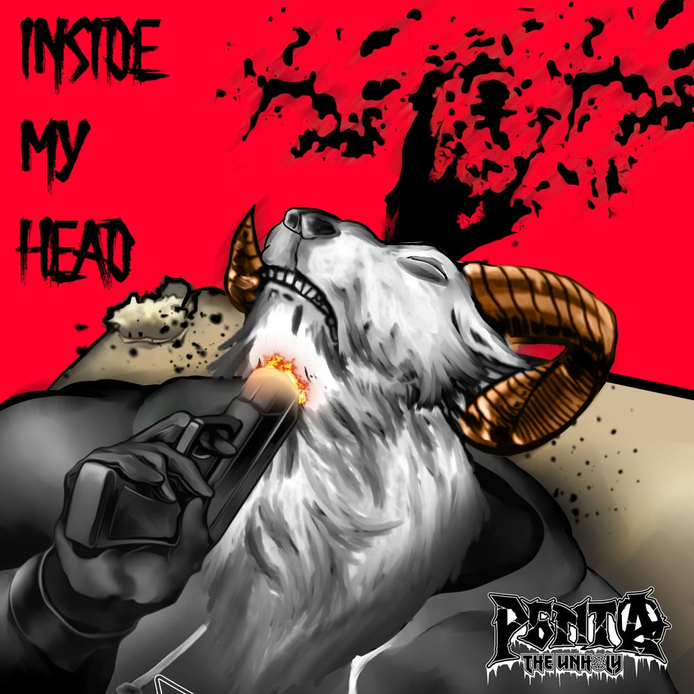 Image of Penta The Unholy - Inside My Head