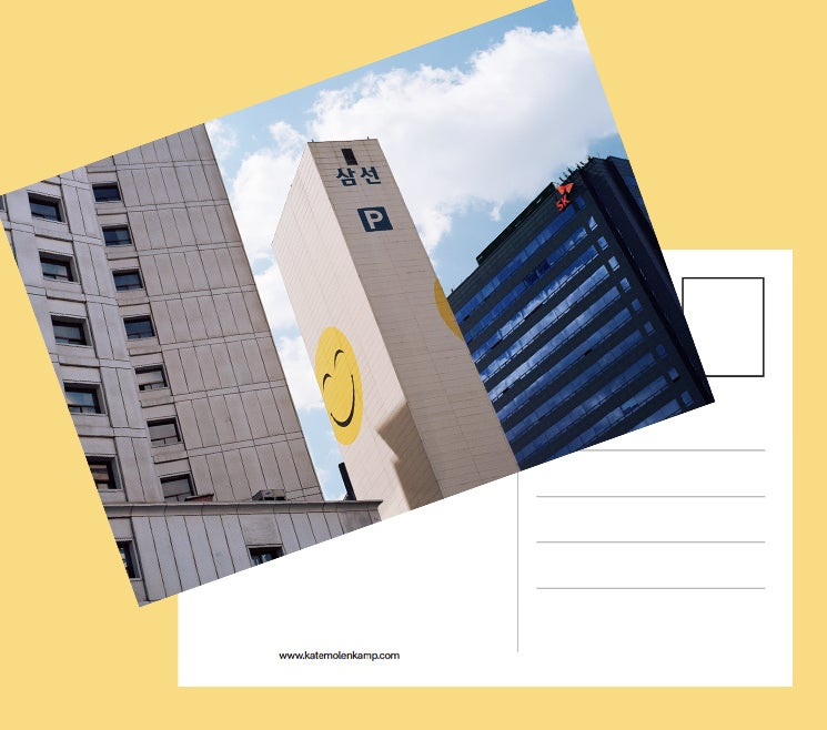 Image of TOPOGRAPHICS: POSTCARD PACK OF 6