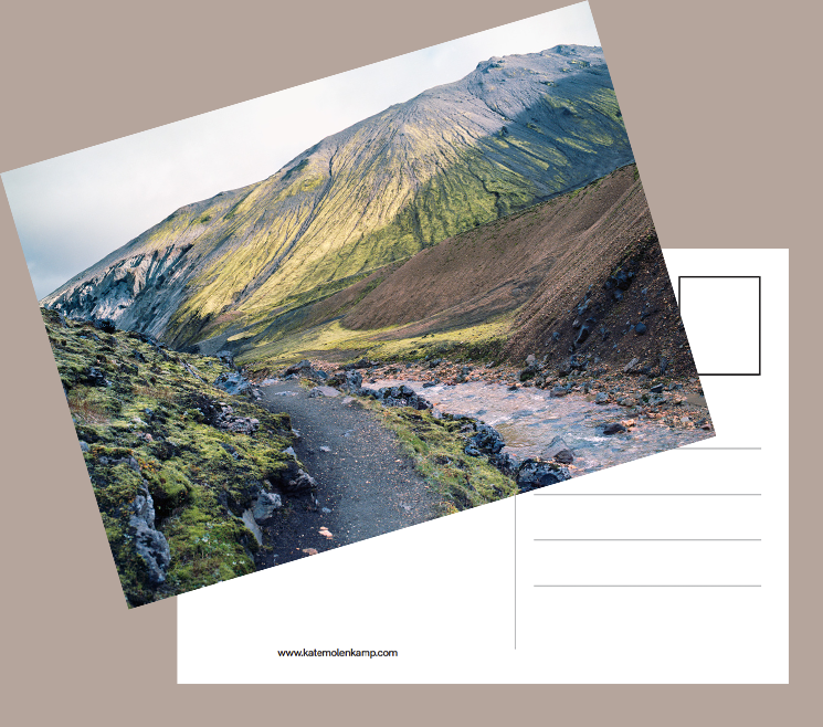 Image of HIGH VISTAS: POSTCARD PACK OF 6