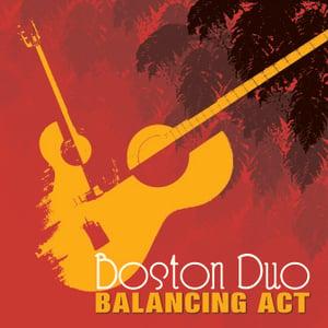 Image of Boston Duo - Balancing Act CD