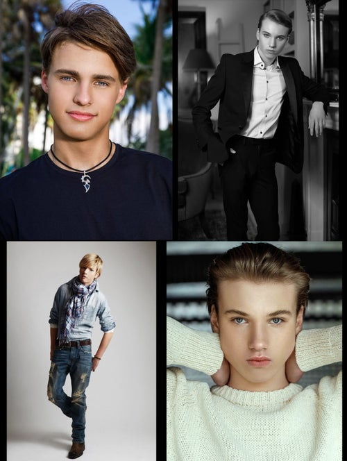 Image of Deposit - TEEN MODEL/ACTOR  SESSION