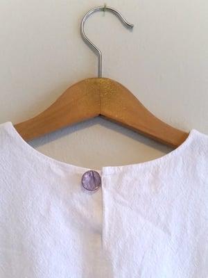 Image of SALE Organic Oasis Dress - Snow