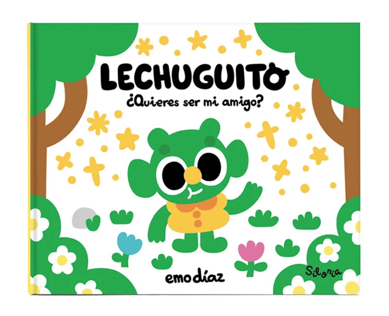 Image of Lechuguito ¿Quieres ser mi amigo?