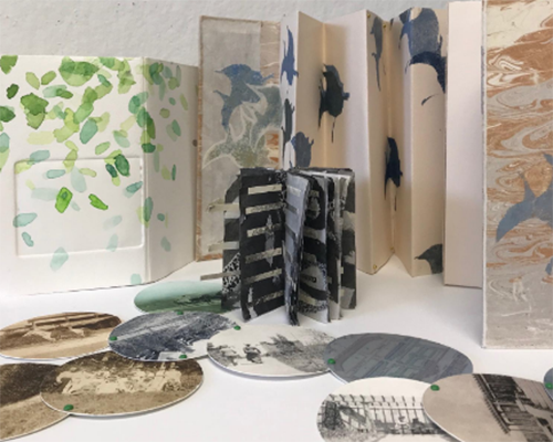 Image of Open Studio Book Arts Workshop