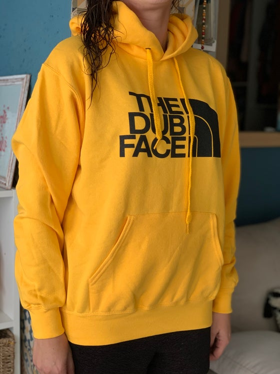 Image of THE DUB FACE SWEATSHIRT yellow
