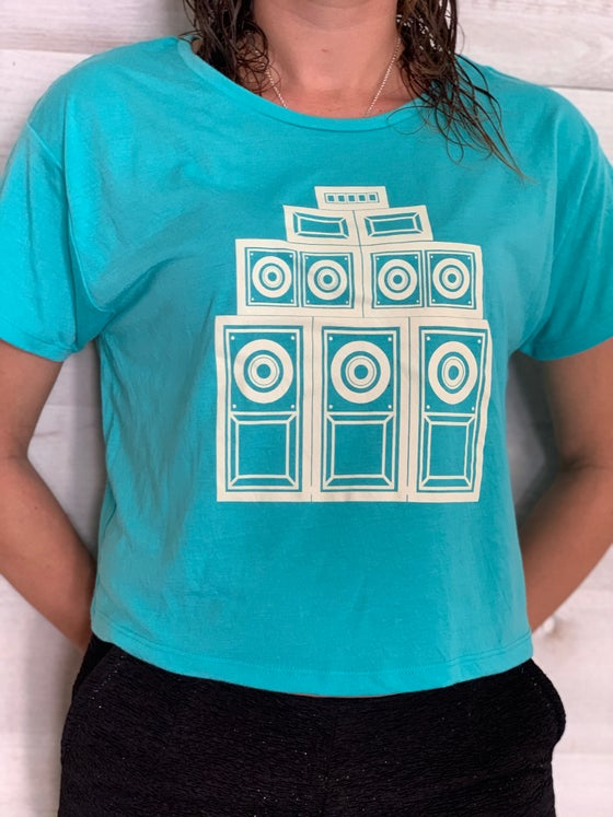 Image of SOUND T-shirt (woman)