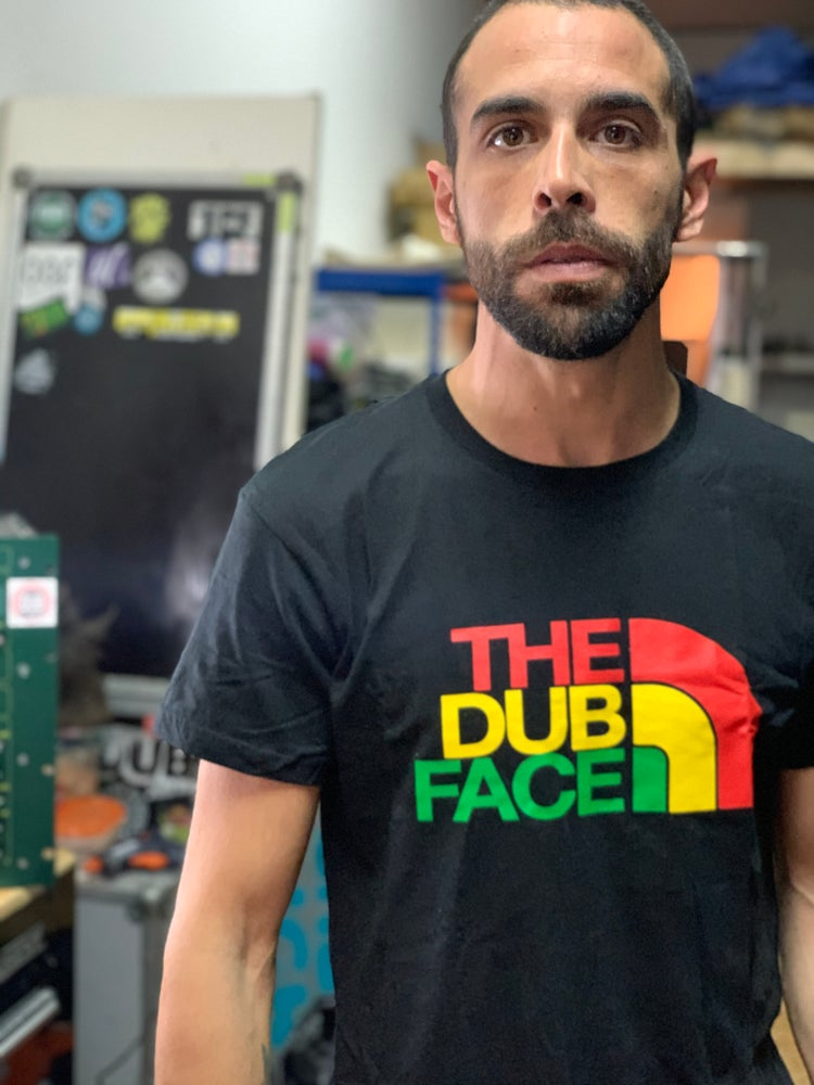 Image of THE DUB FACE T-shirt