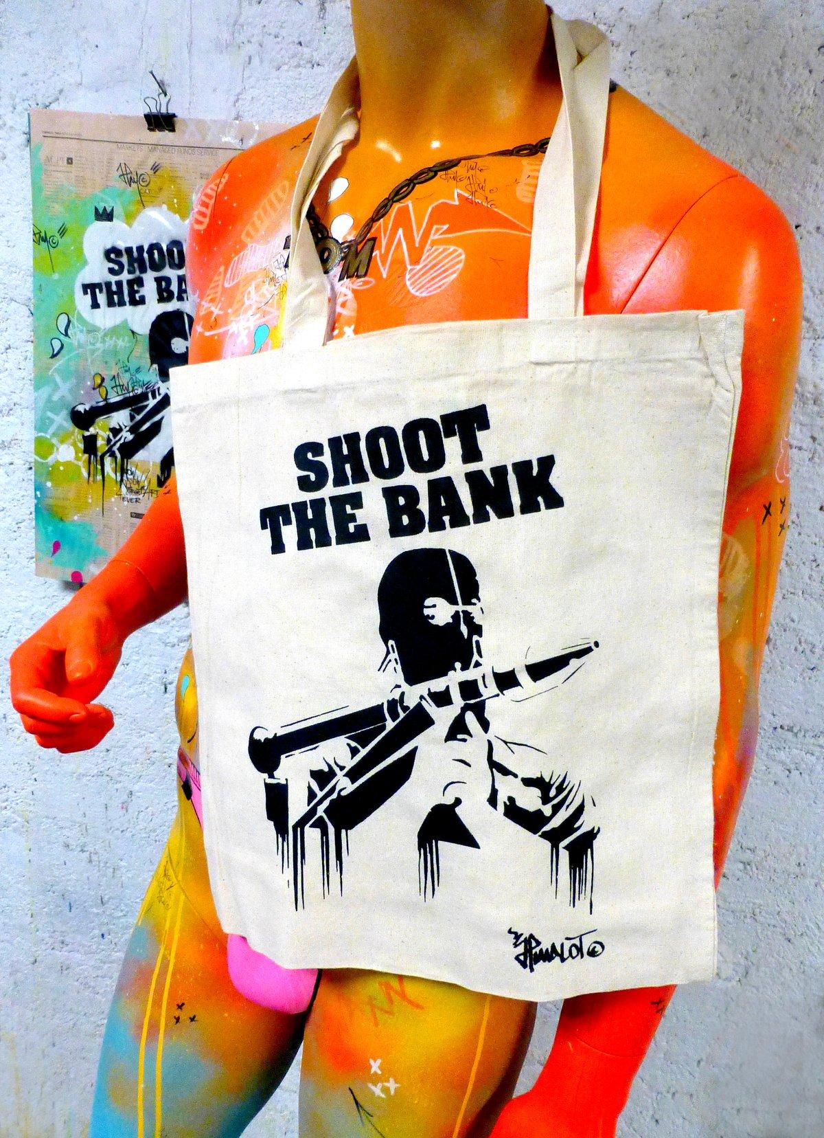 Image of TEE SHIRTS SHOOT THE BANK