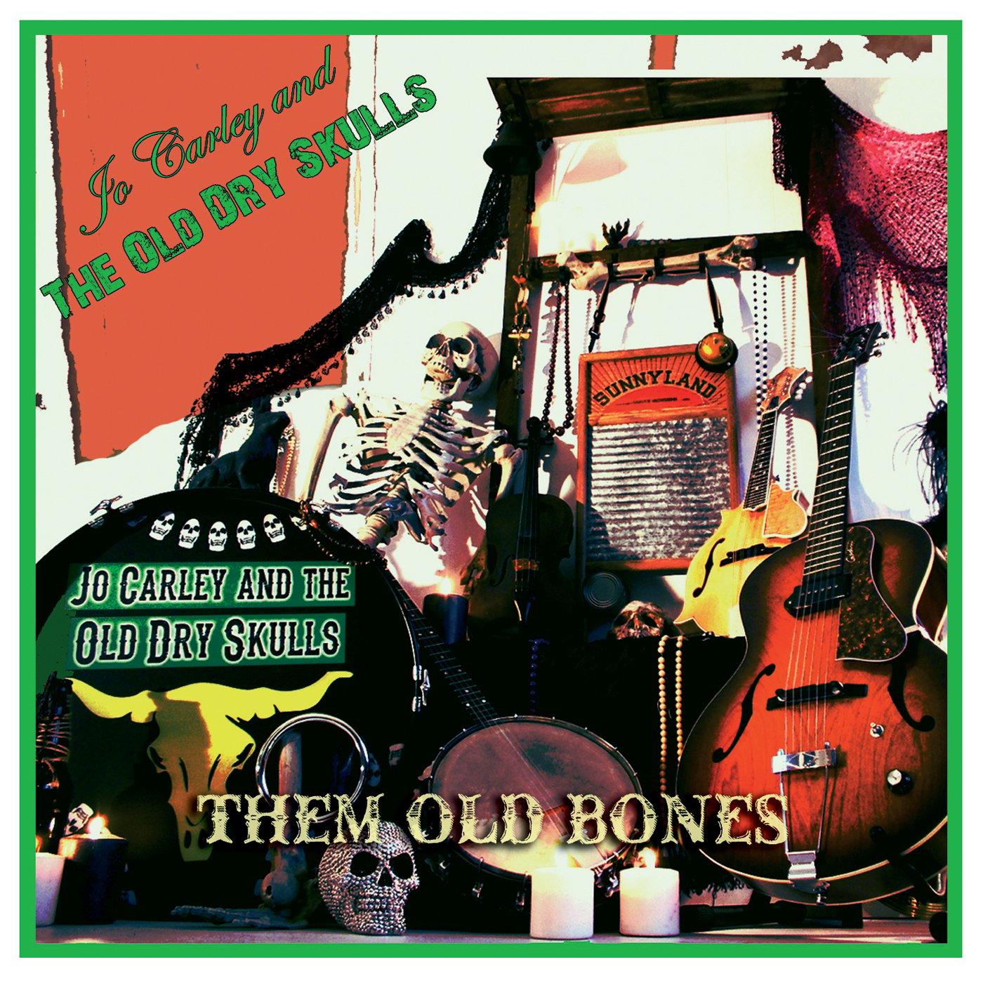 Image of Them Old Bones CD