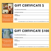 Image of Bradley Farm Gift Certificates