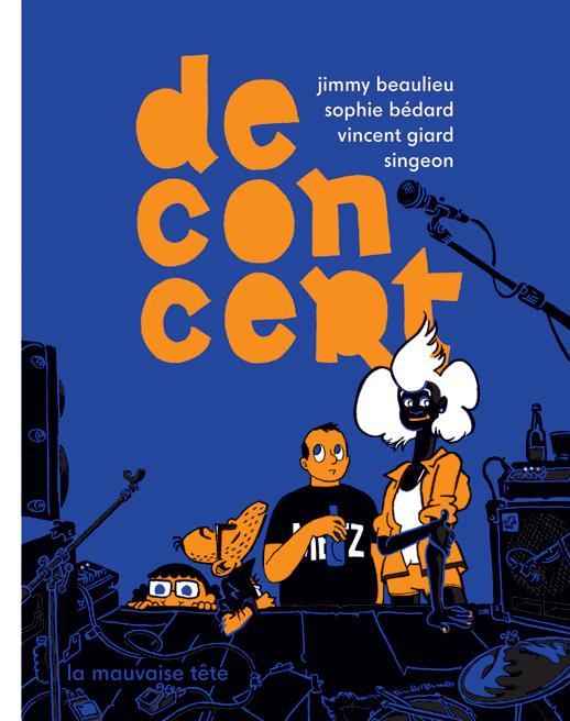 Image of De concert