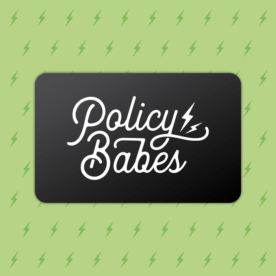 Image of policybabes GIFT CARD